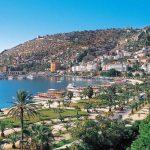 Города Турции — Аланья