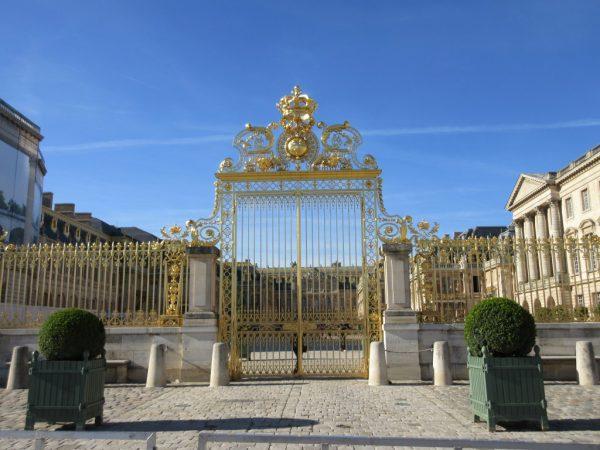 Часовни Версаля