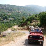 Джип — сафари  в Турции