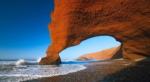 природная каменная арка