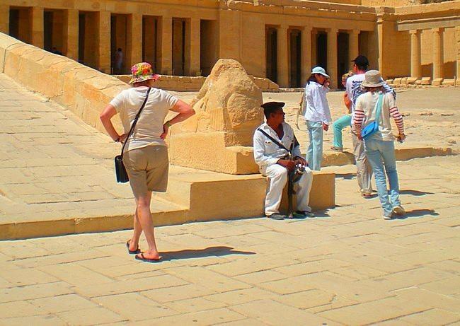 Советы туристам в Египте