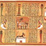 Древние книги и свитки Египта