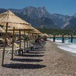 Пляжи Кемера в Турции