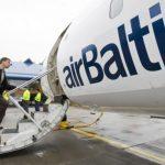АirBaltic распродает авиабилеты из Украины