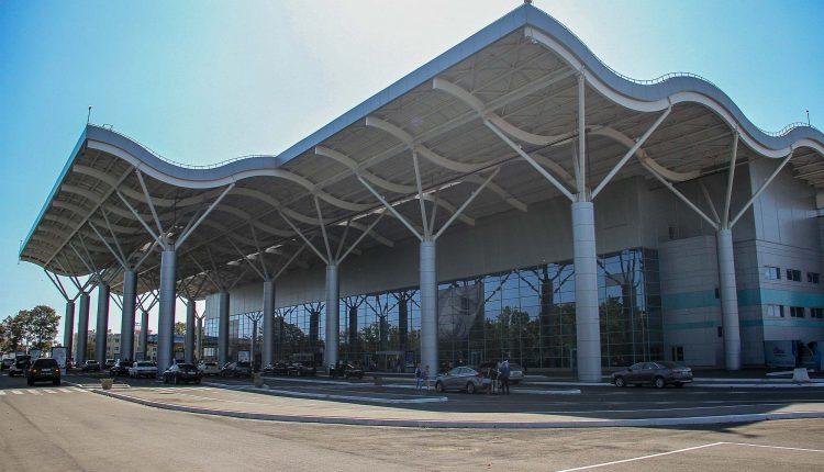новый региональный аэропорт