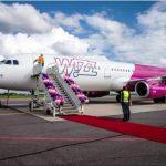 Wizz Air вводит дополнительные рейсы из Львова