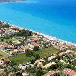 Курорты Греции — Ахарави