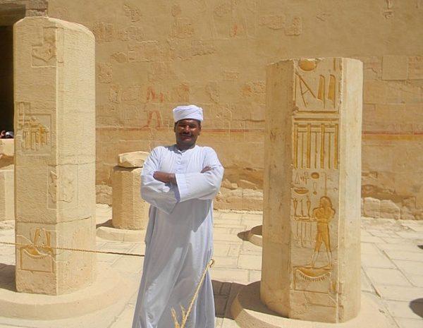 Древнеегипетская царица Хатшепсут
