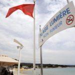пляж для некурящих