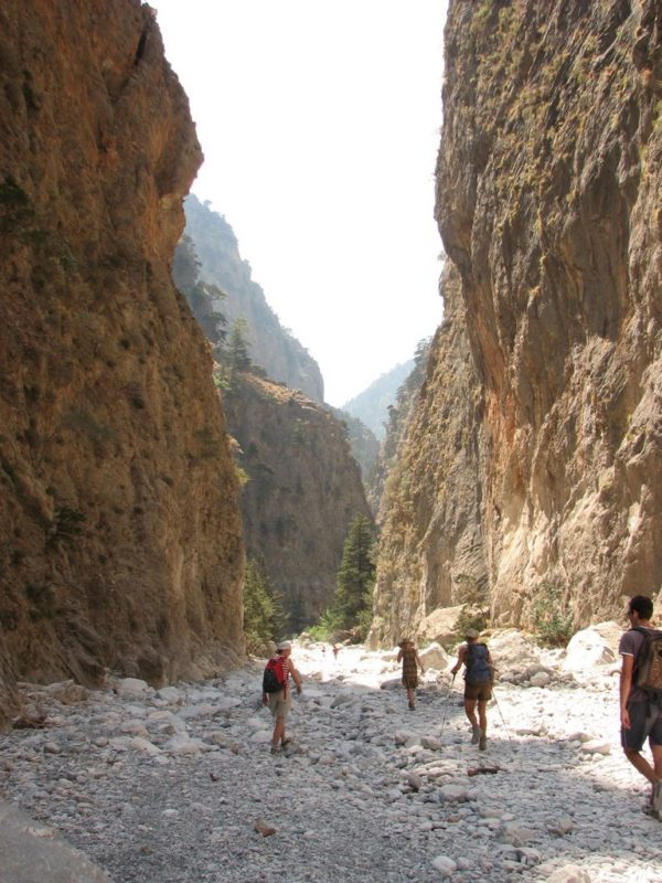 Ущелье Самарья