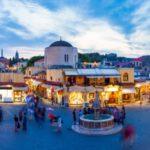 Экскурсия — Линдос, Архангелос, семь источников (о. Родос) (Греция)