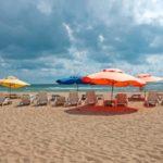 Пляжи Черного моря в Турции