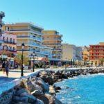 Курорт Лутраки (Греция)