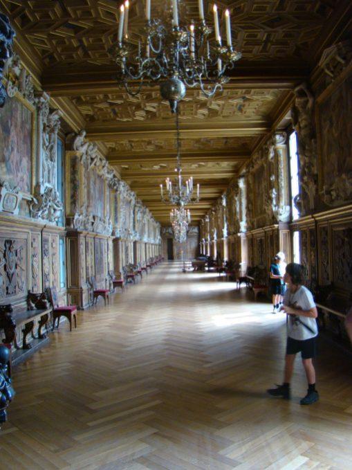 Версаль и Фонтенбло