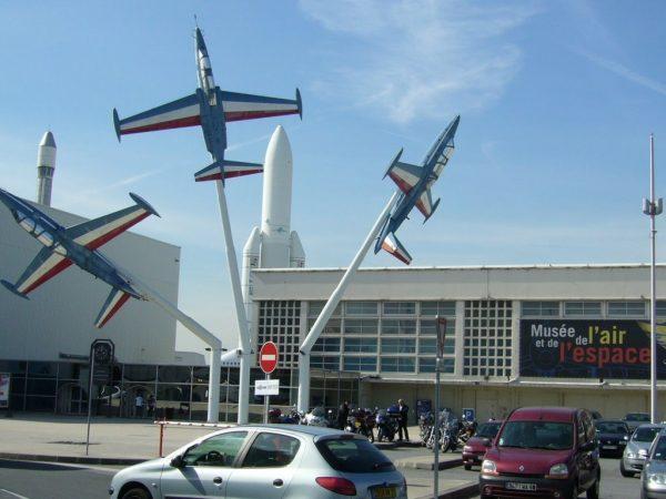 Музей авиации и космонавтики