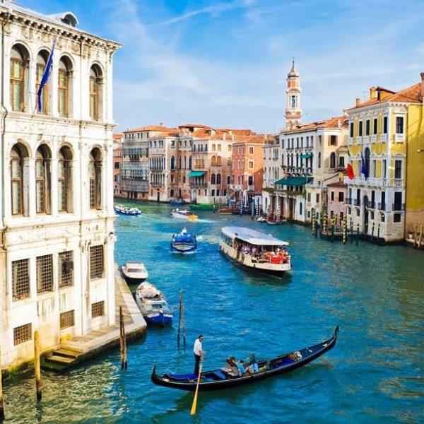 Обзорная экскурсия по Венеции