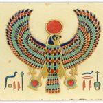 Бог солнца в древнем Египте
