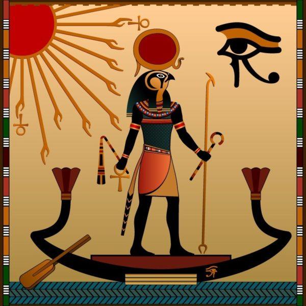 бог солнца Ра