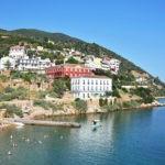 Курорт Эдипсос (Греция)