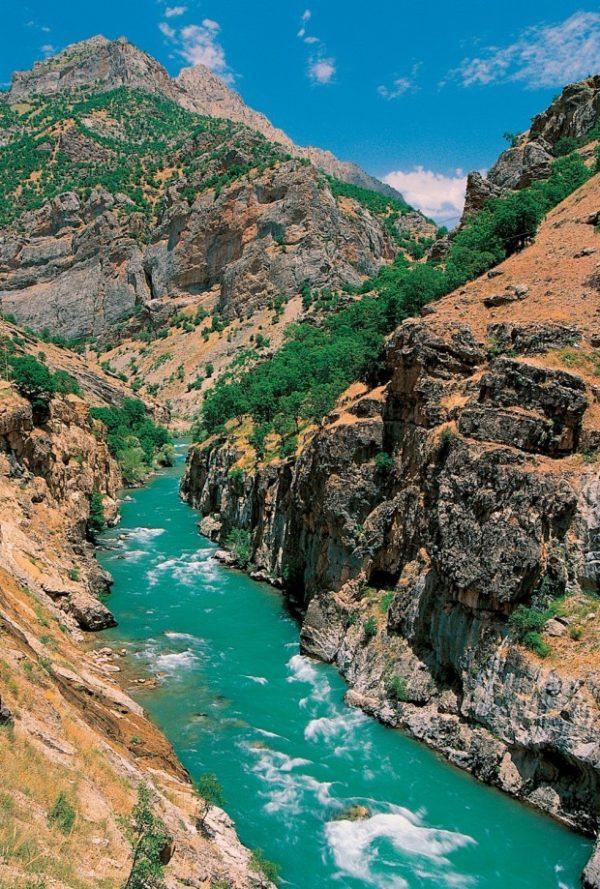 долина Мунзур