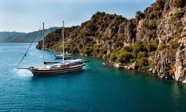 Яхт-тур в турции