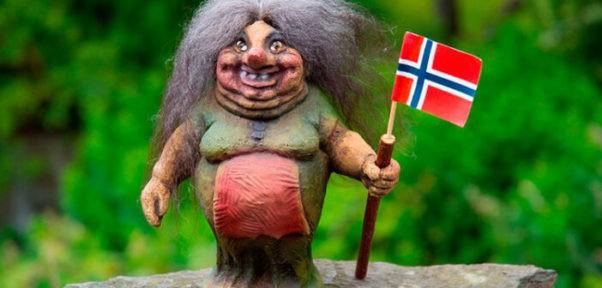 Сувениры из Скандинавии